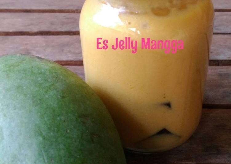 Es Jelly Mangga