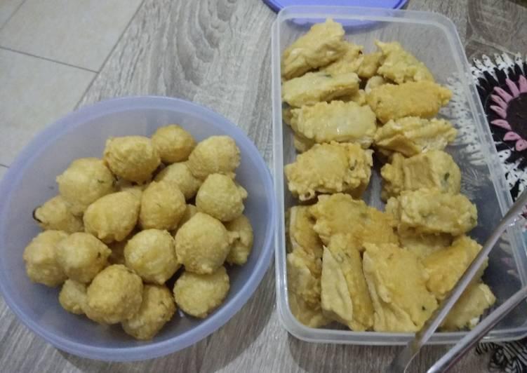 Resep Batagor Ikan Dan Adaan Oleh Berta Rania Cookpad