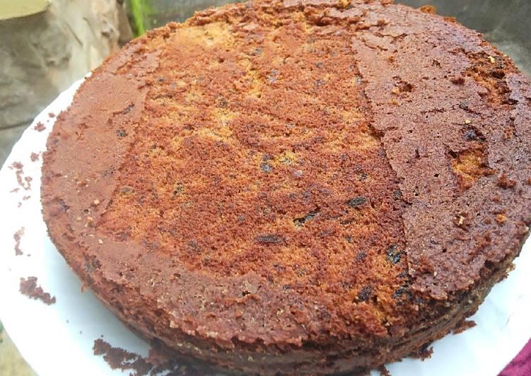 Recipe of Favorite Trinidad black fruit cake