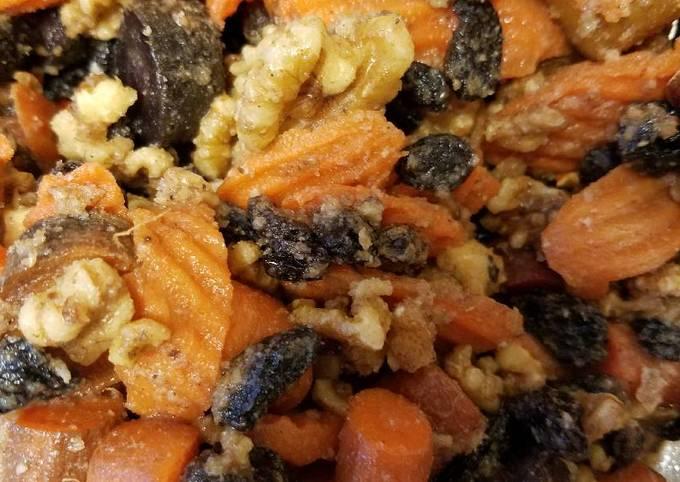 Leah's Honey Glazed Carrots