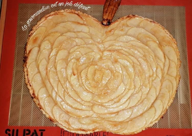Recette Appétissante Tarte aux pommes ~ Apple Pie 🍏