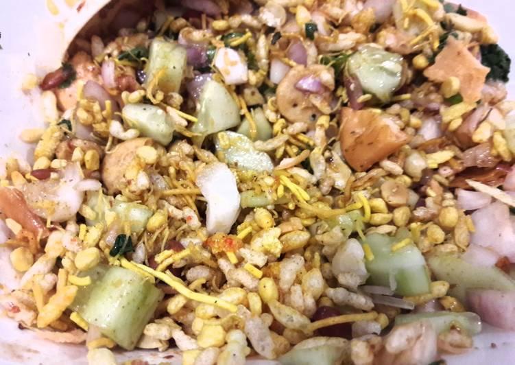 What is Dinner Easy Love Healthy bhel