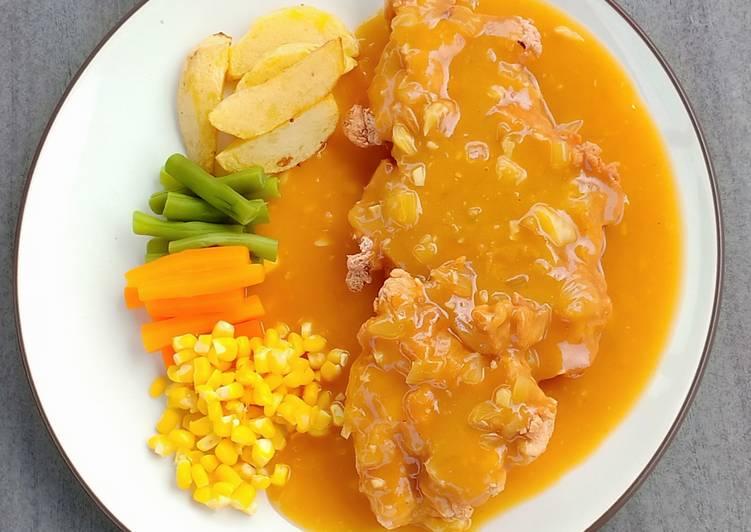 steak ayam crispy %F0%9F%90%94 foto resep utama