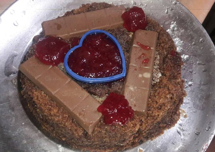 Healthy home made cake