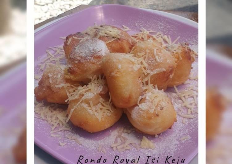 Rondo Royal Isi Keju