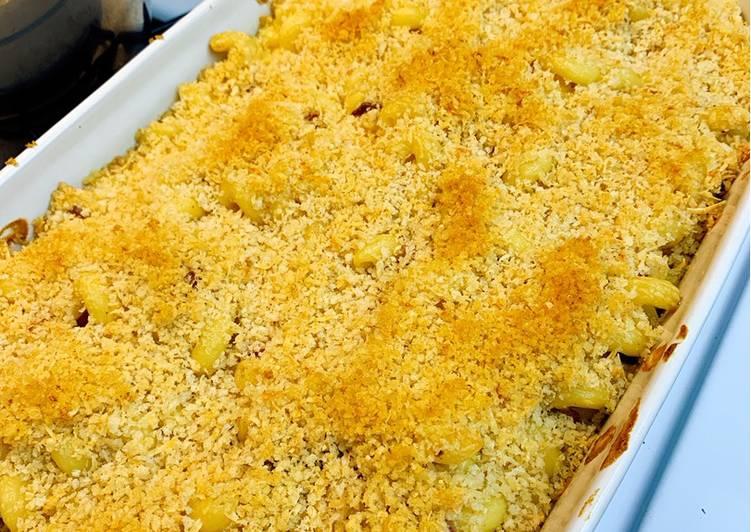 Recipe: Delicious Legendary Pub Mac and Cheese