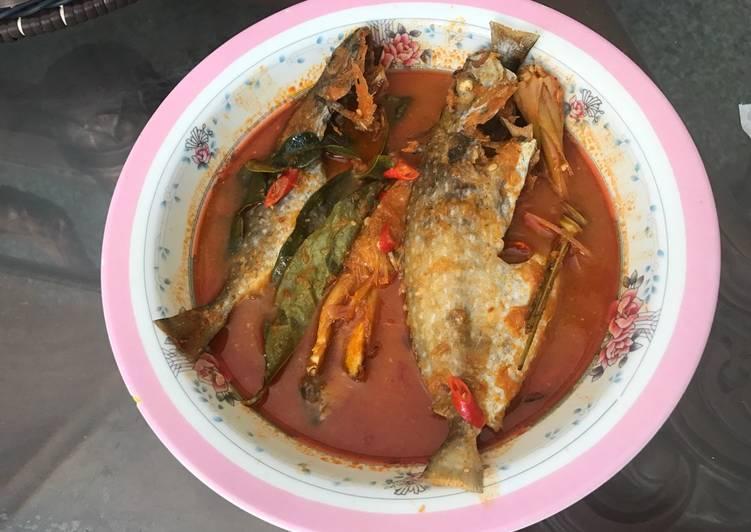 Resep Ikan Lebam Masak Asam Pedas Oleh Tasha Amanta Cookpad