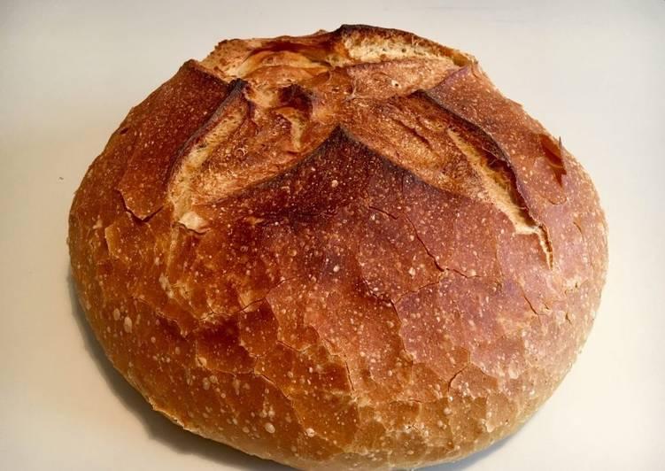 Ricetta Pane fatto in casa con farina tipo 1
