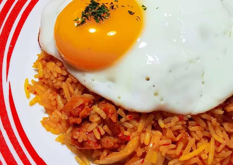 韓式泡菜炒飯 KIMCHI FRIED RICE