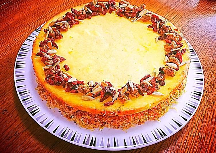 Resep Creamcheese Kunafa Oleh Ratna Cookpad