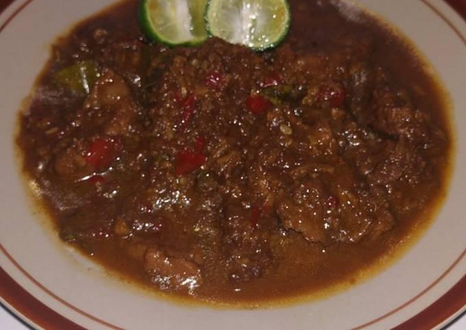 Daging Sapi Bumbu Kecap Pedas Manis 👩🍳🤤🐂 - projectfootsteps.org