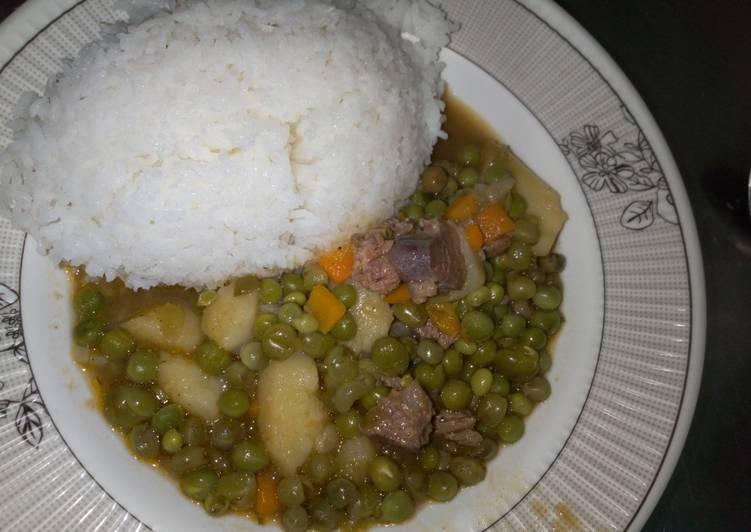 Recipe of Favorite Stew