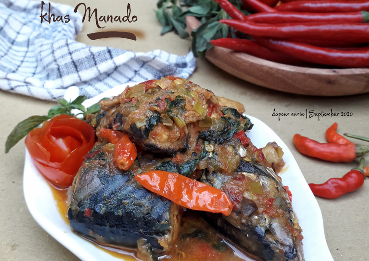 Ikan Makerel Masak Woku