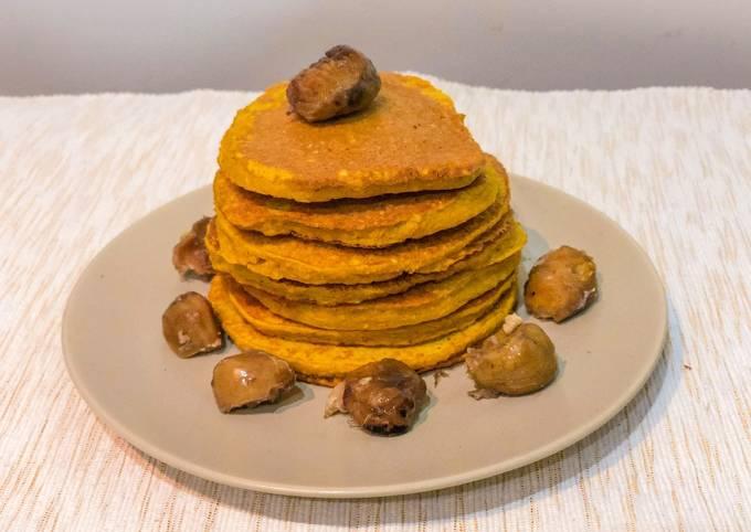 Pancake à la butternut