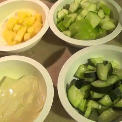 Receta de jugos naturales para bajar de peso