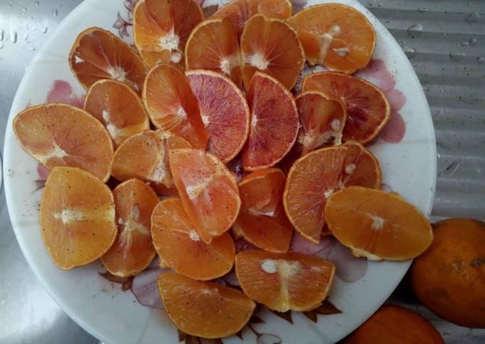 Orange Snacks
