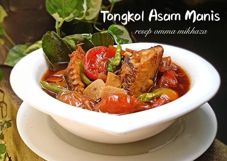 Tongkol Asam Manis