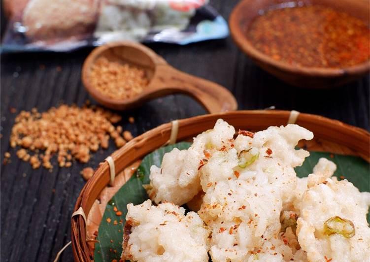 Cireng Nasi Kobe #homemadebylita