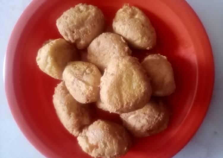 Perkedel Tahu Ala anak Kos - cookandrecipe.com
