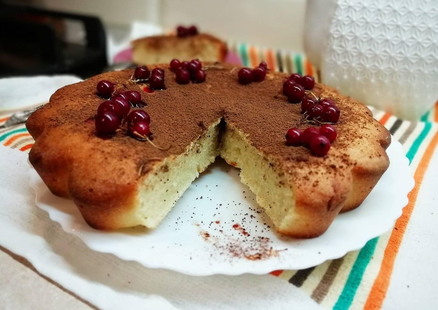 Пироги на сметане простые рецепты фото