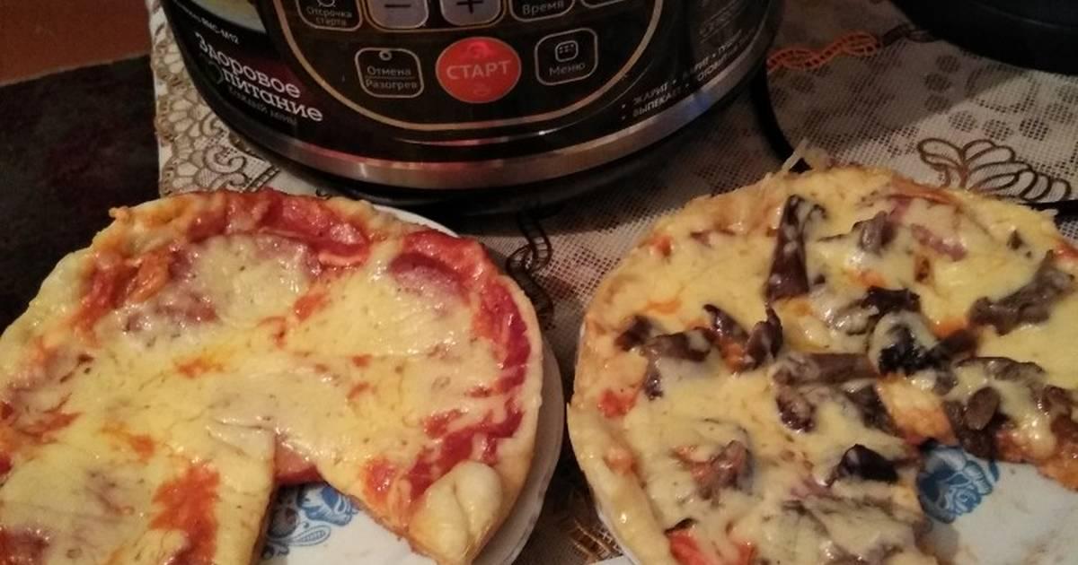 пицца в мультиварке редмонд рецепты с фото выразить