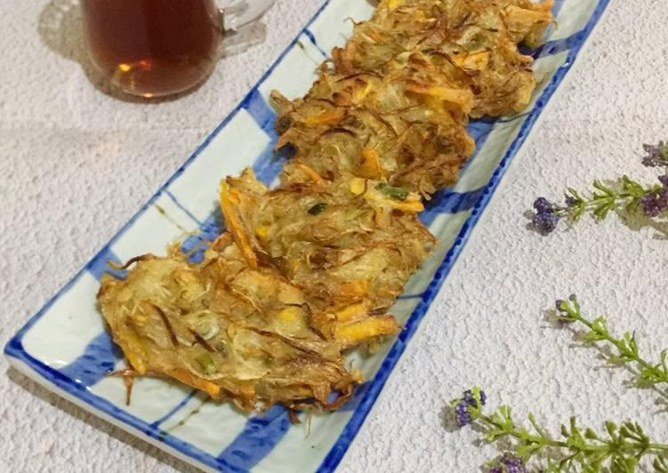 Ote-ote / Bakwan Sayur