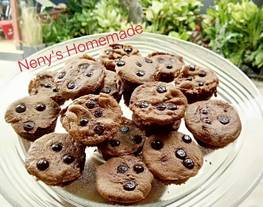 Brownis blackforest Cup-cup