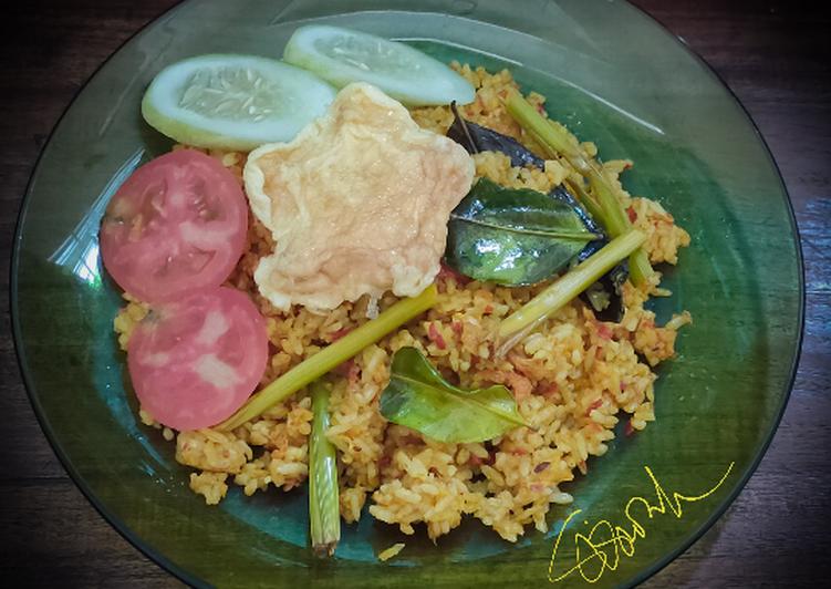Nasi Goreng Kunyit Rempah