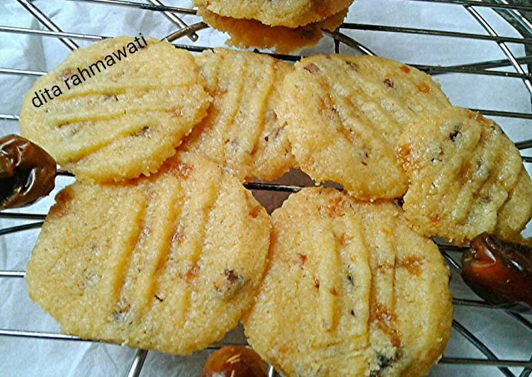 Cookies Kurma
