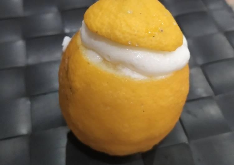 Helado de limón Light