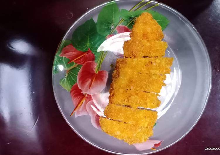 Cara Gampang Membuat Chicken Katsu, Bisa Manjain Lidah