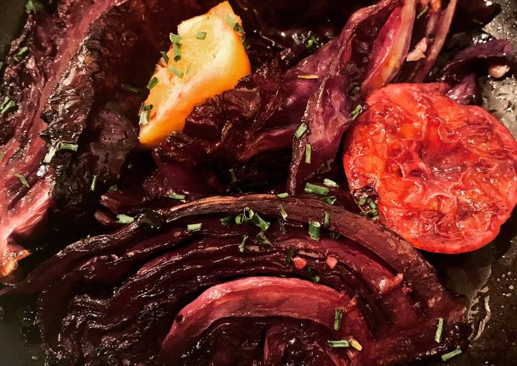 5 Things You Did Not Know Could Make on My Braised Red Cabbage with Clementine & Morello Cherry