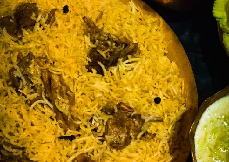 Simple Way to Make Award-winning Mutton yakhni pulao