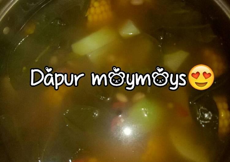 Sayur Asem khas wong serang