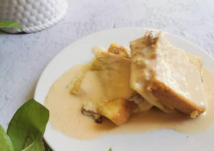 Puding roti custart - velavinkabakery.com