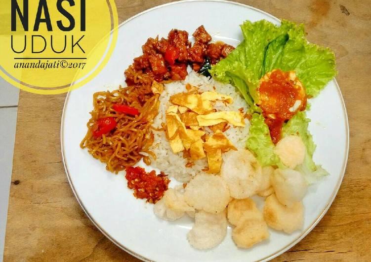 Resep Nasi Uduk Rice Cooker Simple yang Menggugah Selera