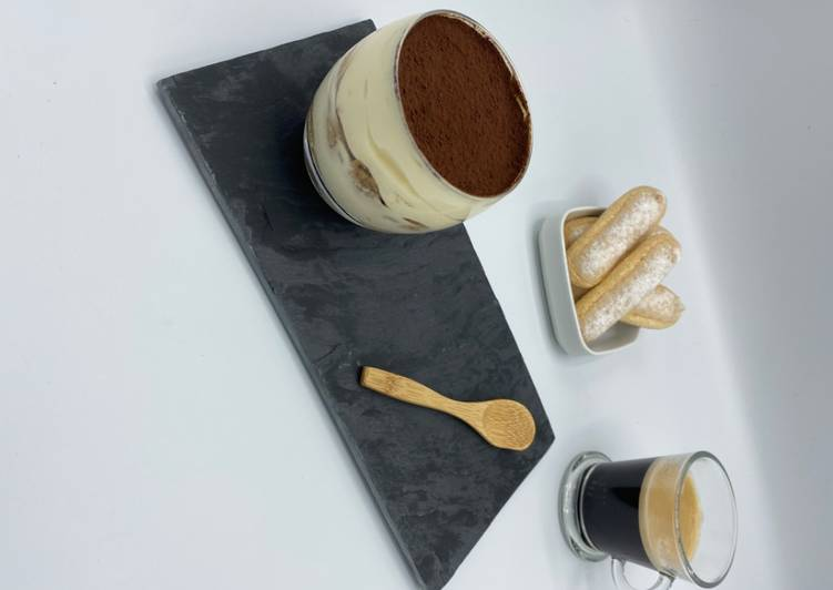 Recipe: Appetizing Tiramisu Classique