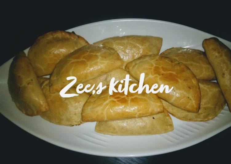 Simple Way to Prepare Award-winning Mini baked meat pies