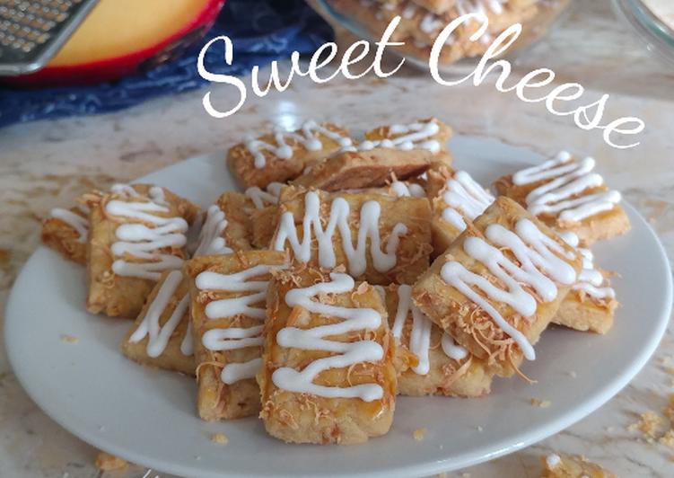 (91) Sweet Cheese (kastangel manis)