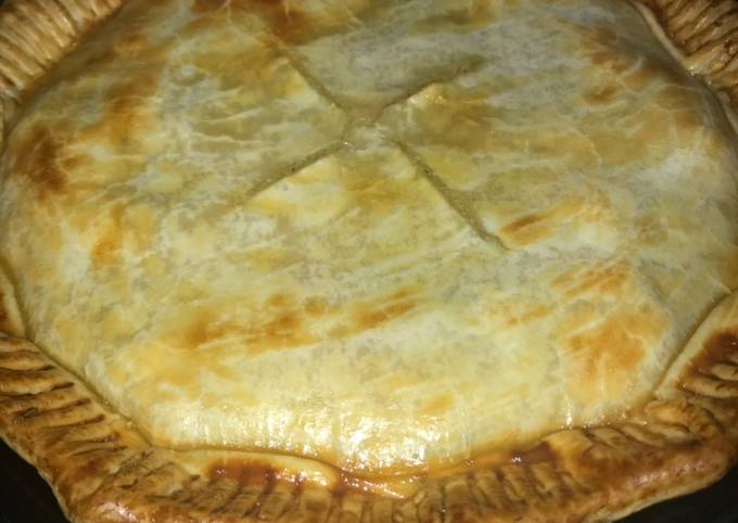 How To Cook Chicken pot pie (for two pies) Without Equal
