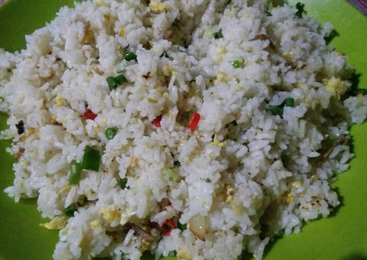 Resep Nasi goreng malaysia Bikin Jadi Laper