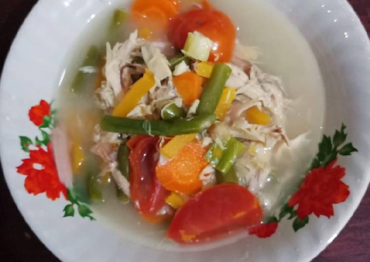 Sup Ayam Klaten