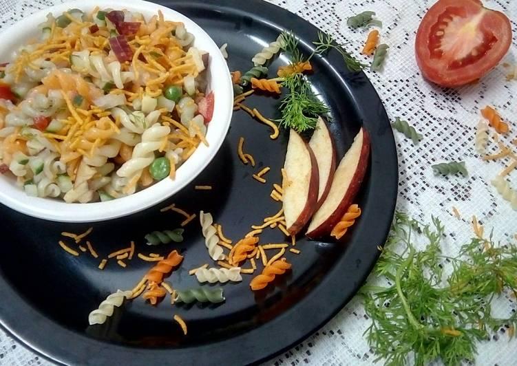 Easy Comfort Dinner Easy Refreshing Spring Pasta Sev Chat