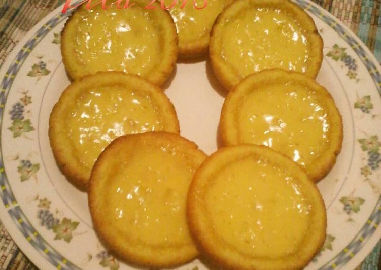 Resep Pie susu pakai cetakan kue lumpur Top