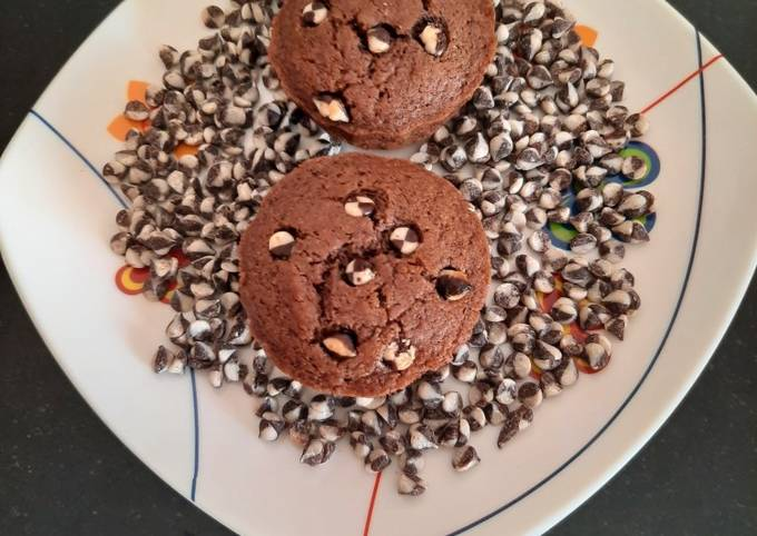 Easiest Way to Prepare Quick Chocolate muffins