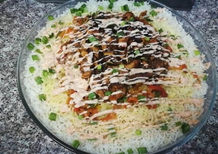 Easiest Way to Make Homemade Singaporean Rice