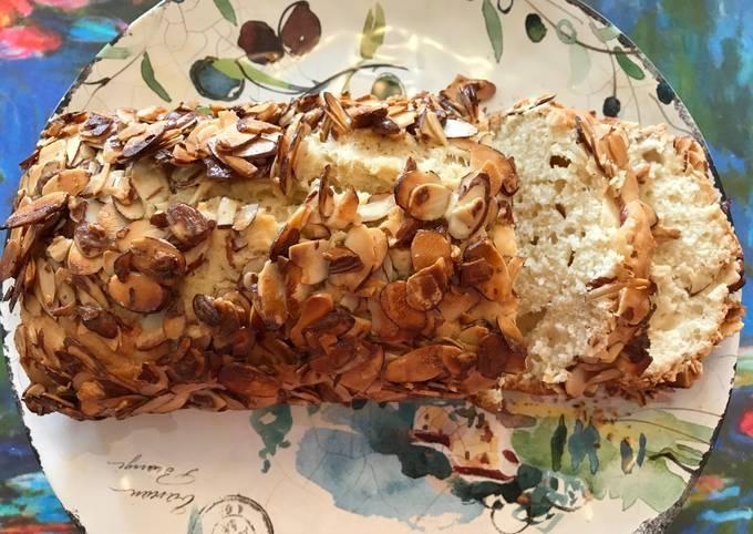 Recipe: Tasty Almond Quick Bread