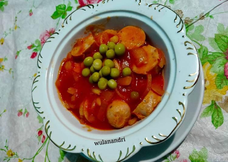Sup Tomat Sosis
