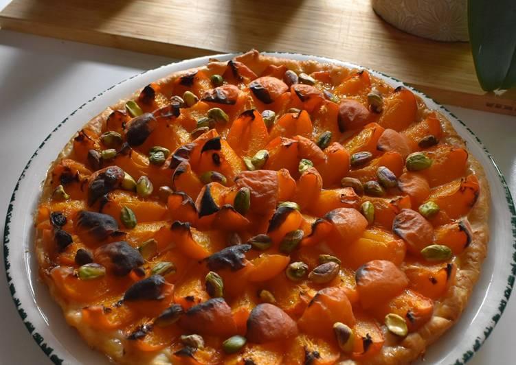 Comment Préparer Savoureux Tarte à l'abricot 🍑