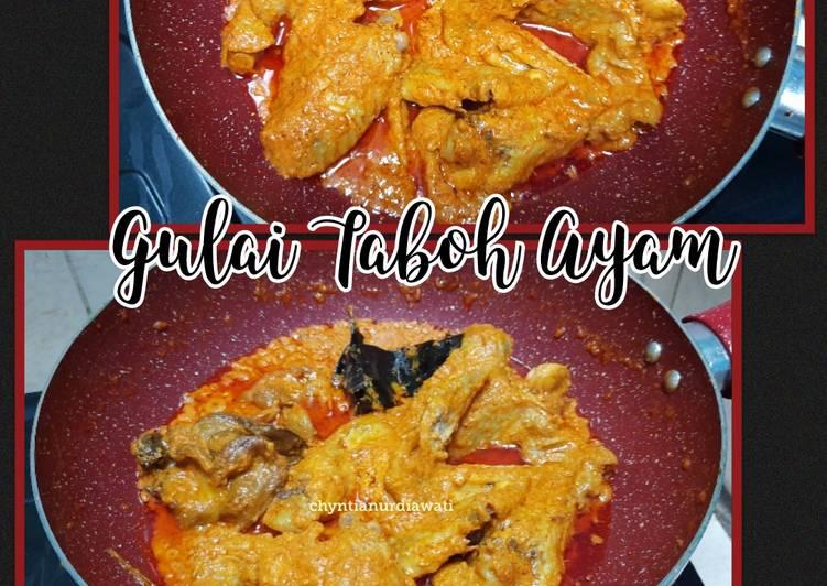Gulai Santan Ayam Khas Sumatera